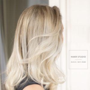 perfektes Blond Coiffeur bei Affoltern am Albis