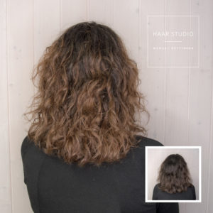 locken braun balayage